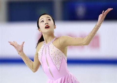 【悲報】NHK、実力ない本田真凜をごり押しした結果・・・