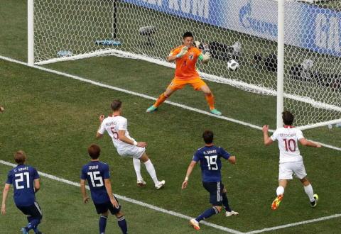 W杯 日本代表vsポーランド、1-0で敗れるも、コロンビアがセネガルに勝利&フェアープレーポイント差で決勝トーナメント進出へ