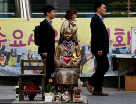 韓国の答えは出たんだから潰すしかないんだよ ~ 【韓国】慰安婦合意を捨て去った「馬耳東風」の論理