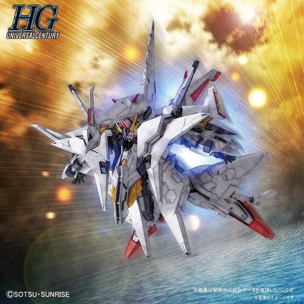 【ガンプラ】HG「ペーネロペー」10月発売決定!HGにもかかわらず7480円!