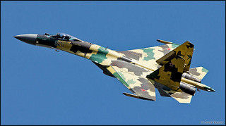 【ロシア】中国に最新鋭戦闘機スホイ35を売却!24機、2400億円超