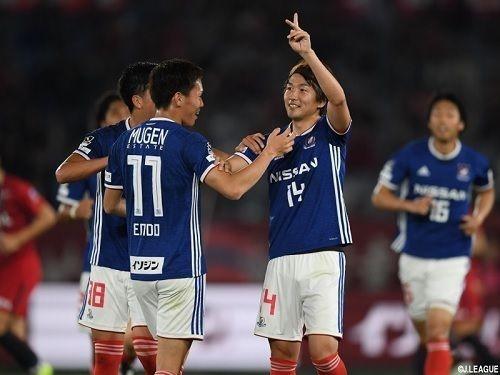 横浜FM、天野純スーパーFKゴールなど鹿島に3-0完勝!鹿島は3戦未勝利で15位 J1第11節夜(関連まとめ)