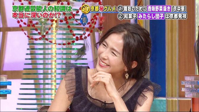 【悲報】杉本彩(49)ついに抱けないレベルへ・・・・