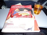 AirBerlin機内誌