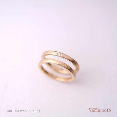 k18 dia marriagering 160124