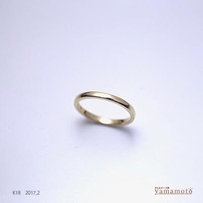 k18 ring 170131
