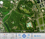 Google Earth 皇居