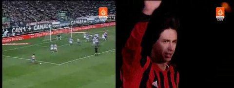 20060318Albertiniアルベルティーニサッカー動画