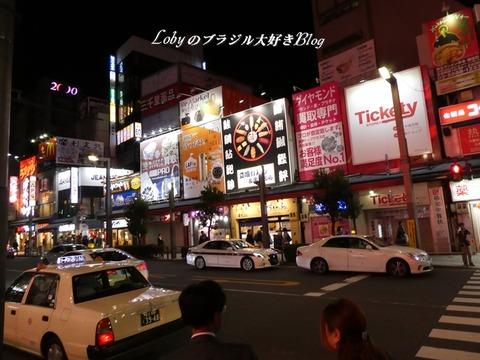 夜の上野4