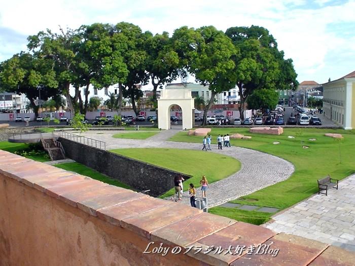 ベレーンの旧市街2プレゼーピオ要塞4大砲