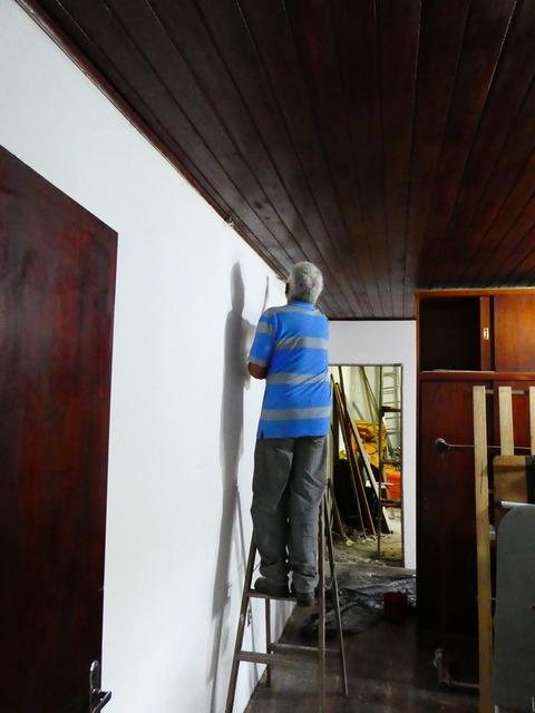 1-家の改修ー2塗装