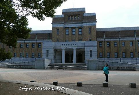 上野公園4国立科学博物館