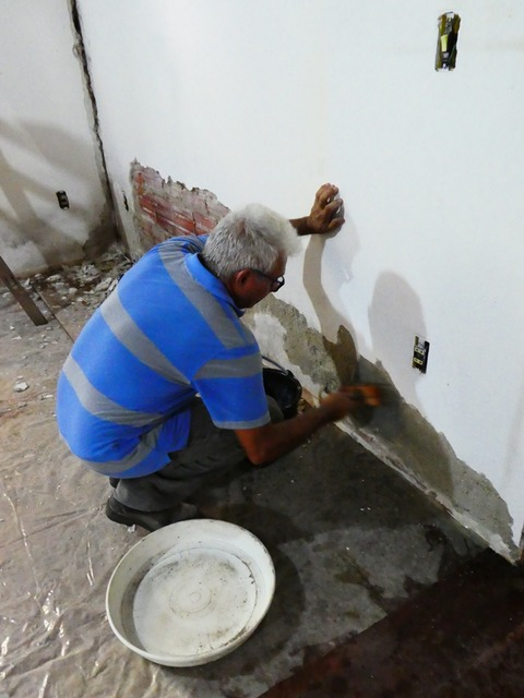 1-家の改修ー防湿対策2