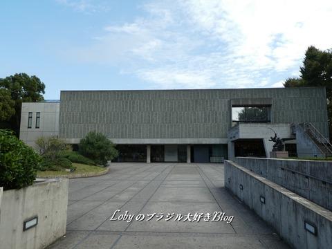 上野公園5国立西洋美術館