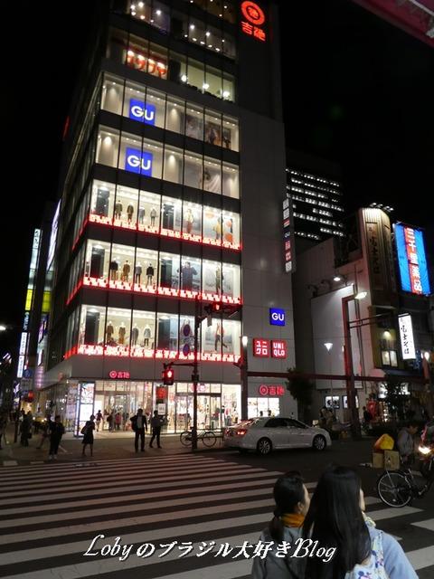 夜の上野3