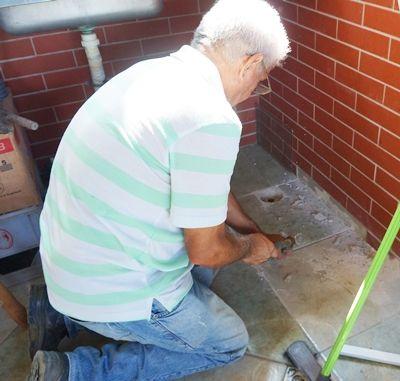 水漏れ修理4