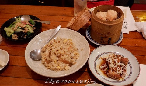 先斗町で食事3