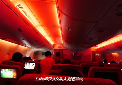 A380機内