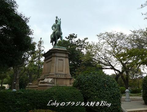 上野公園1小松宮彰仁親王像