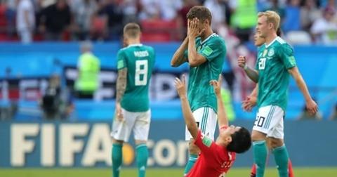 ドイツの敗北