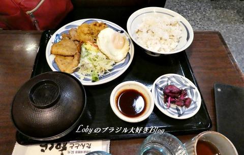 1-osaka-ape8和蔵で食事2