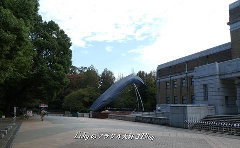 上野公園4国立科学博物館2