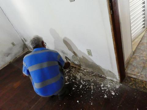 1-家の改修ー防湿対策