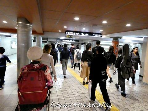 1-osaka-ape4大阪へ駅構内