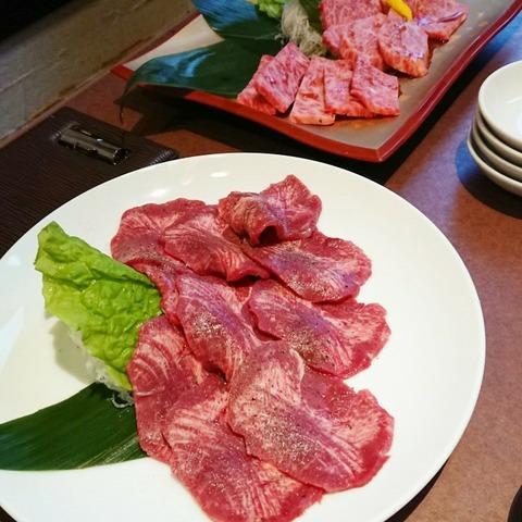 【外食】晩ご飯★焼肉+冷麺美味しかったです♪