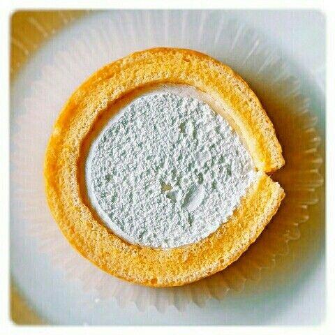 オランジェのロールケーキ