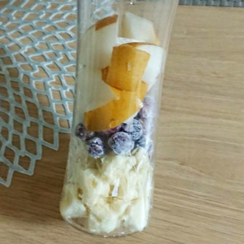 スムージー果物3種類