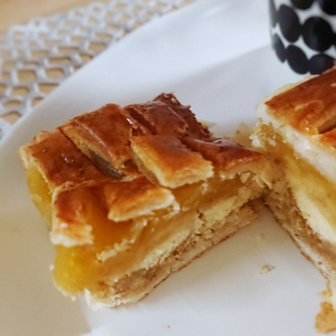 ミニストップしっとり栗のパイケーキ3