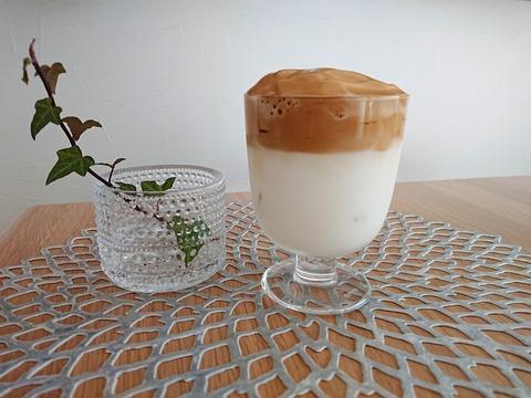 SNSや韓国で話題のダルゴナコーヒー