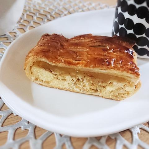 ミニストップしっとり栗のパイケーキ2