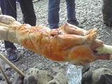 090725仔豚の丸焼き