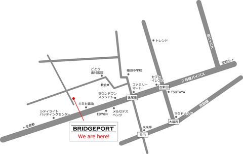 BRIDGEPORT_地図