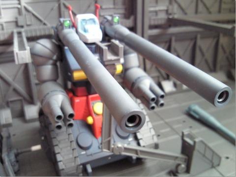 ガンタンク完成3