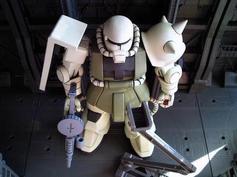 第11MS連隊 ザクⅡ 3