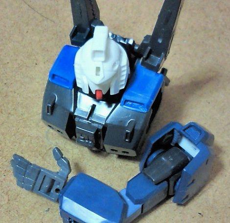 HGUCプロトタイプMk-Ⅱその7