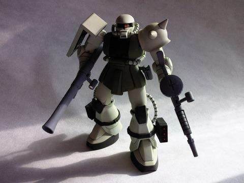 第11MS連隊 ザクⅡ 9