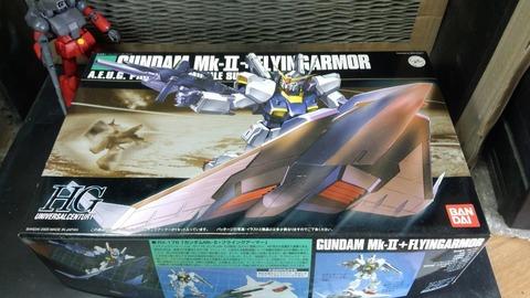 ガンダムMk-Ⅱフライングアーマー2