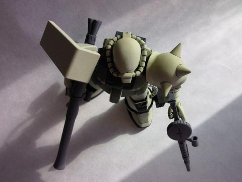 第11MS連隊 ザクⅡ 13