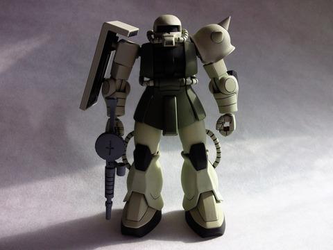 第11MS連隊 ザクⅡ 15