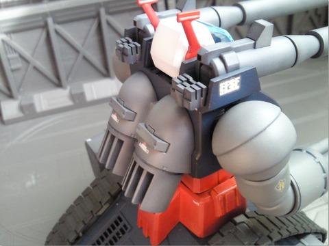 ガンタンク完成8