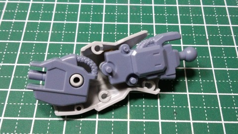 ガンダムMk-Ⅱフライングアーマー38
