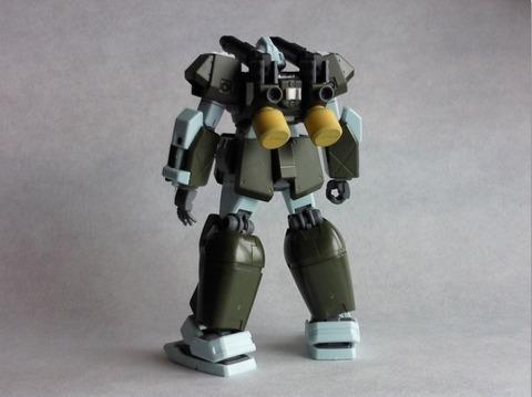 ジムキャノンⅡ 完成ディテール12-1