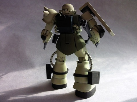 第11MS連隊 ザクⅡ 11