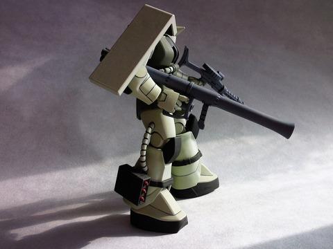 第11MS連隊 ザクⅡ 12