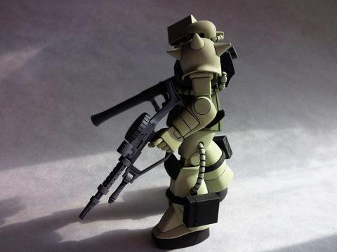 第11MS連隊 ザクⅡ 10