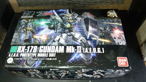 ガンダムMk-Ⅱ1